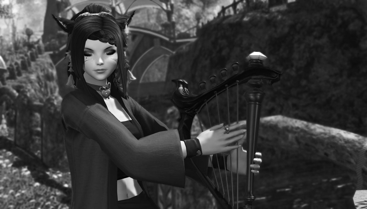 test Twitter Media - #FFXIV #FF14 #ffxivsnaps #GPOSERS Leveling up my bard :3 https://t.co/tTSgLBZ8hH