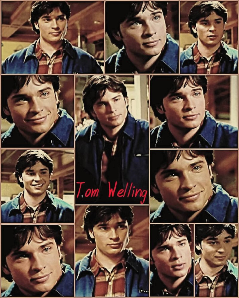 RT @elenaquintanago: Is Tom Welling the most handsome man in the world? Definitely yes! #TomWelling #Smallville https://t.co/MgCciEGUBM
