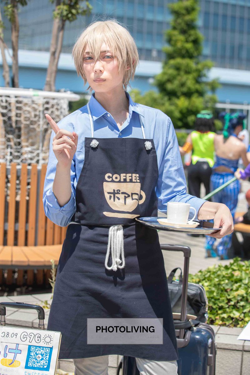 test ツイッターメディア - 20190809 Comiket Day 1, I definitely need a drink for this hot day! CN: みけさん ( @mike3mikke)   Character: 名探偵コナンの安室透  #Comiket #C96 #C96コスプレ #コミケ96 #C96COS #コスプレ #コミケコスプレ #安室透 https://t.co/hSLCPFZ2Z0