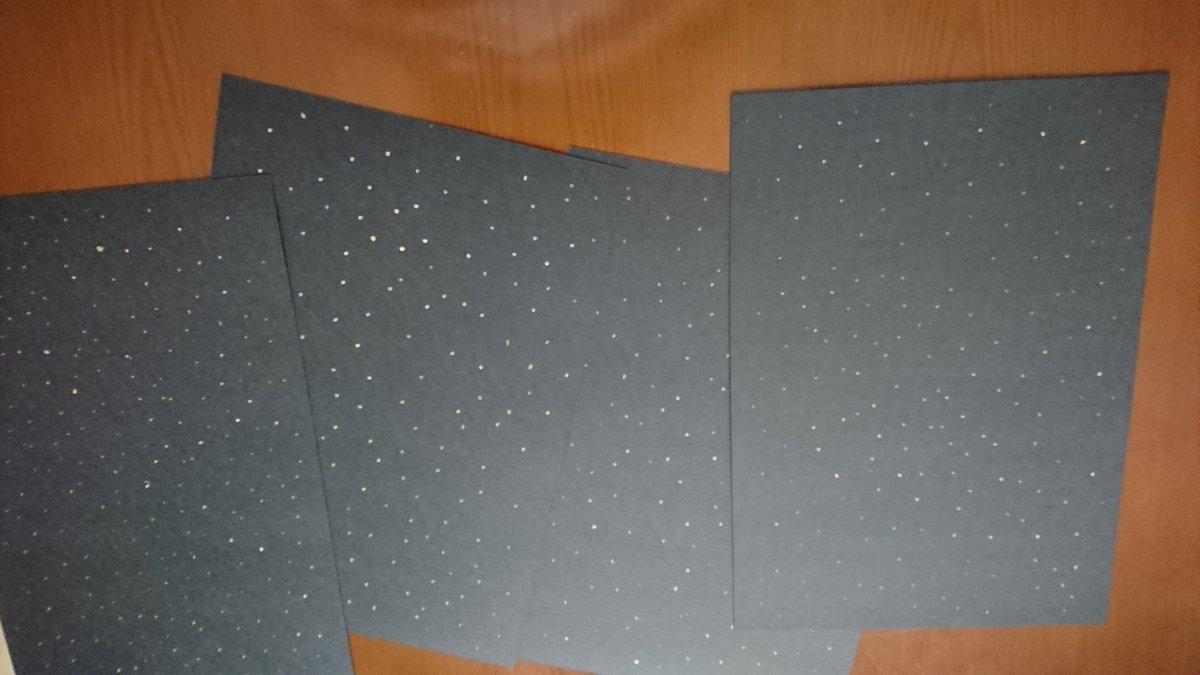 test ツイッターメディア - ダイソーで買った黒いボードみたいなので星空背景を作ってみました。なかなか使えそうな気がします。 #ダイソー  #フィギュア撮影友の会 https://t.co/BDxTJSMlUS