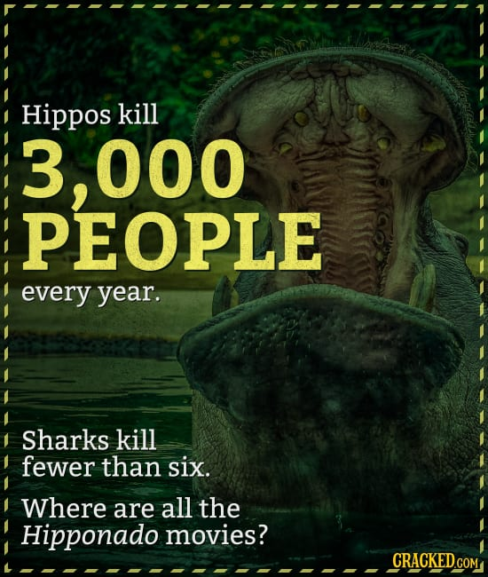 25 Unsettling Stats That'll Shake Your Foundations | Cracked.com