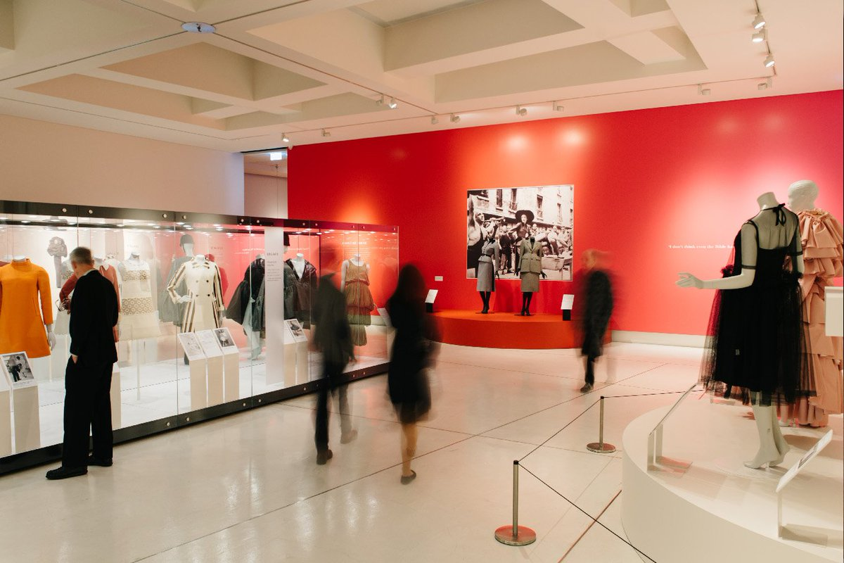 test Twitter Media - The new exhibition at @BgoArtGallery explores the works of one of the most innovative and influential fashion designers of the 20th century, Cristóbal Balenciaga. Now open: https://t.co/SGFmIRLQ4m https://t.co/EAp4OsxRbz