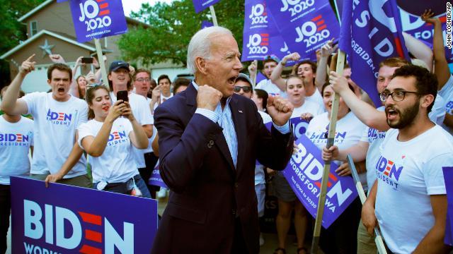 Joe Biden goes all in on electability - CNNPolitics