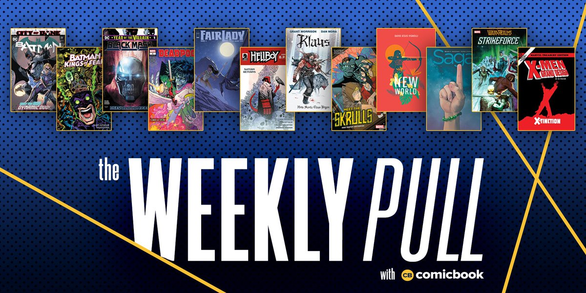 The Weekly Pull: X-Men: Grand Design, Batman, Hellboy and the BPRD, and More