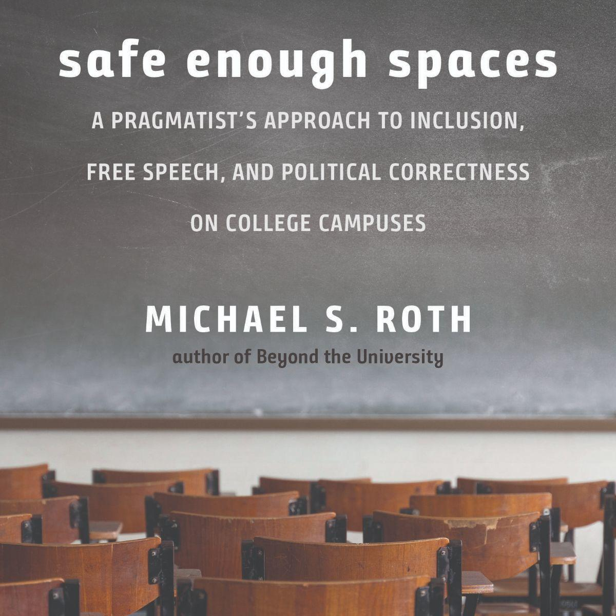 test Twitter Media - From President Michael Roth (@mroth78) comes a compassionate and provocative manifesto on the crises confronting higher education. Get your copy of #SafeEnoughSpaces TODAY via @yalepress: https://t.co/rmGH8aFGrV  #FreeSpeech #IntellectualDiversity #AcademicFreedom https://t.co/3oEIF1dpEr