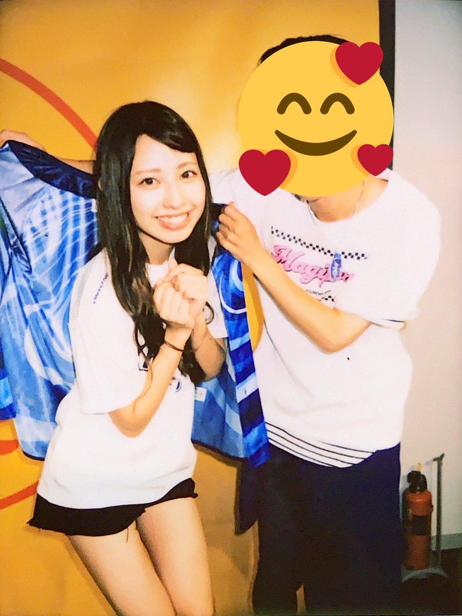 test ツイッターメディア - マジパンのリリイベ🎵タワレコ横浜ビブレ店!ゆうなさんのベイスターズTシャツ姿かわいい!そしておデコ出しスタイルでさらにかわいい😍🌈 もう天使でした💙 ゆうなさんからたくさん活力を貰ってめっちゃ頑張れる 本当今の自分を支える大きな大きな糧になってます🥺 ゆうなさんありがとう! #沖口優奈 https://t.co/wnoHOqLd2A