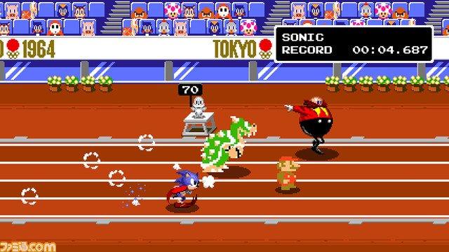 """test ツイッターメディア - 『マリオ&ソニック AT 東京2020オリンピック』が11月1日発売決定。懐かしのドット絵で1964年""""東京五輪""""の競技も遊べちゃう! https://t.co/HEC4gQUN7a https://t.co/9d11GY2TA1"""