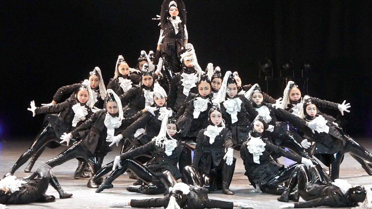 "test ツイッターメディア - 【動画】登美丘高校ダンス部、3連覇ならずも""マドンナダンス""で圧巻のパフォーマンス テーマは「艶麗:ヴォーグ」 🎬https://t.co/F4t6RefKBh  #DCC #全国高等学校ダンス部選手権 #DANCECLUBCHAMPIONSHIP #登美丘高校ダンス部 #登美丘高校 https://t.co/V4YC1Y7NrG"