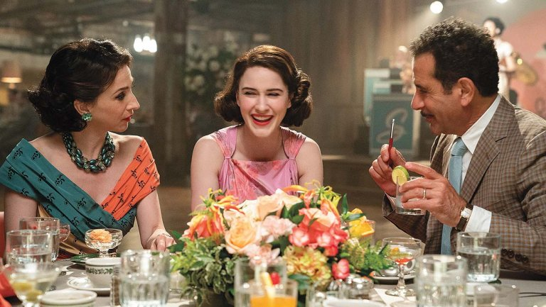 "How editors bring a ""musical rhythm"" to 'The Marvelous Mrs. Maisel'"