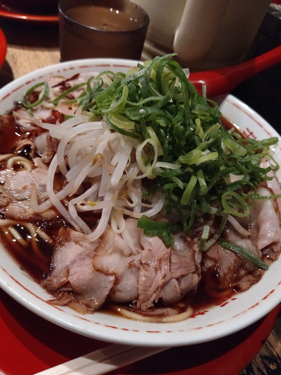test ツイッターメディア - 昨日、新福菜館食べてきました。京都本店には何度か行ったのですが、麻布十番にあるとは知りませんでした。帰りに浪花屋のたい焼きと豆源でお土産を買って帰りました。 新福菜館のラーメン、美味しかったですよ! https://t.co/kTDBG1YNtY