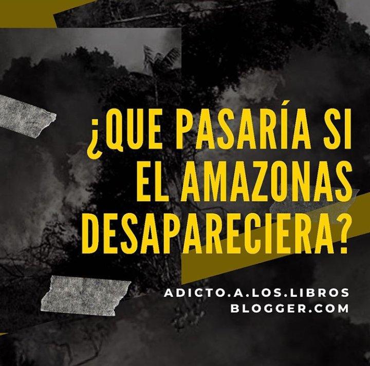 El Amazonas no es solo sudamericano es del mundo, hagamos algo por salvarlo  #PrayforAmazonas