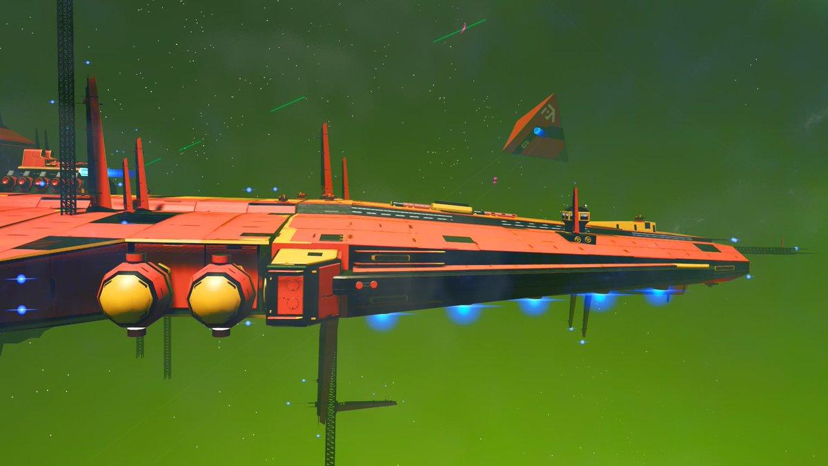 test ツイッターメディア - 大型貨物船の色と宇宙ステーションの色について。 やはり一致してるとこもあるのだが 黒い大型貨物船に関しては微妙に違うという なんとも中途半端なデータが。謎だ。 #ノーマンズスカイ #ノマスカ #NoMansSky #PS4share https://t.co/8LdUq5XKkp