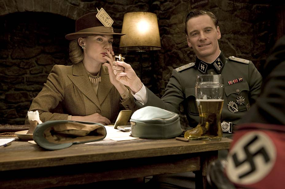 Diane Kruger recounts her uphill battle to being cast in 'Inglourious Basterds'