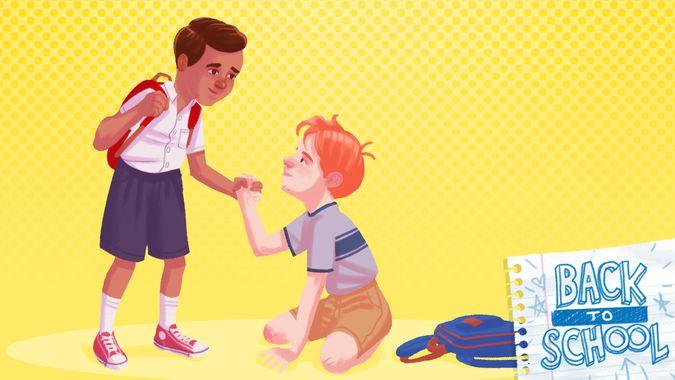 5 ways parents can teach kids to combat