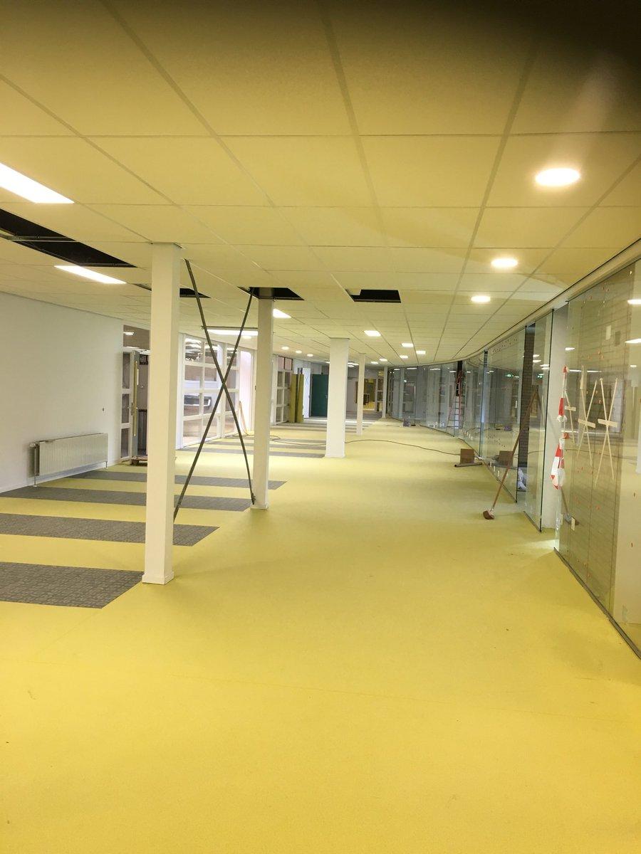 test Twitter Media - #sneakpreview @Alfacollege Techniek Groningen #verbouwing #bijnaklaar https://t.co/27znhmDP8w