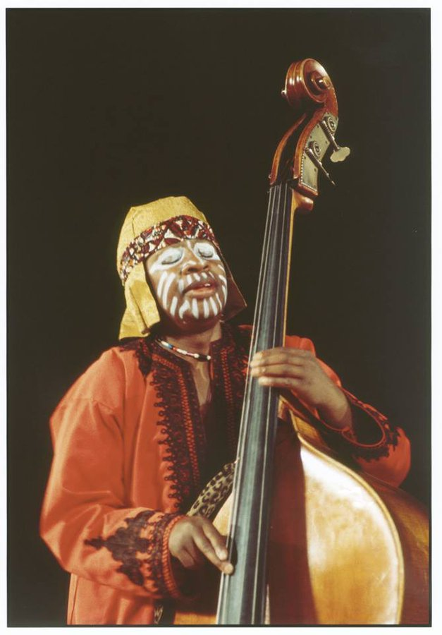 The one and only Malachi Favors Maghostut, born on this day in 1927. #aacm #artensembleofchicago #experimentalmusic #greatblackmusic https://t.co/WPOgLr6bPD