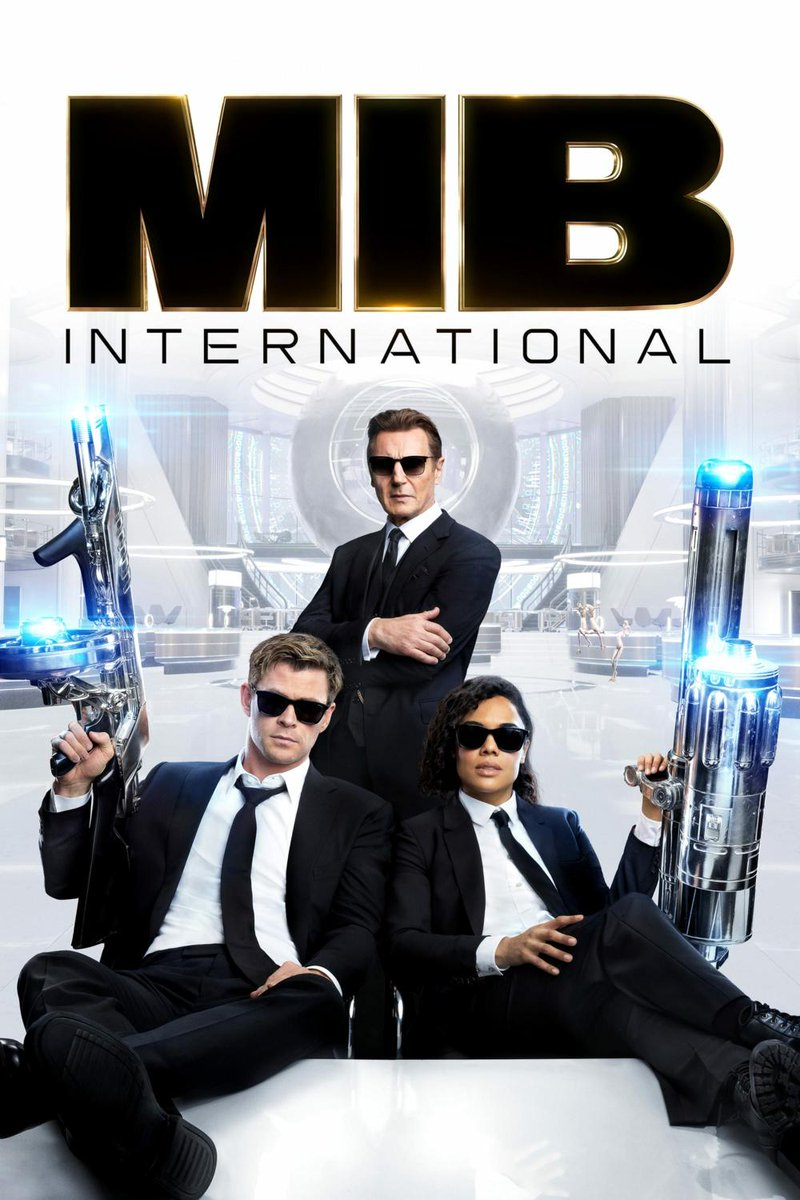 Men in Black: International was recently added to...