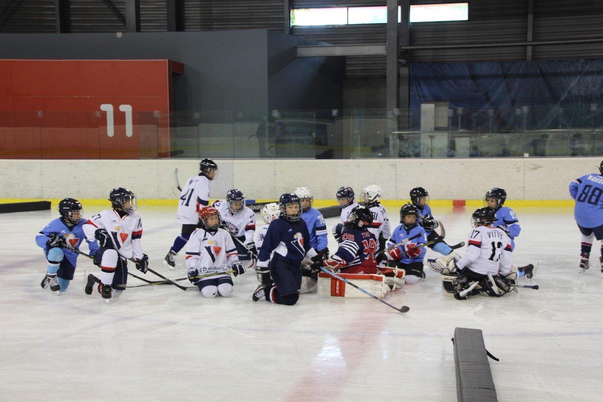 Novú sezónu odštartovala už aj hokejová prípravka #hcslovan. #youthacademy #VerniSlovanu https://t.co/XPcPuBCjP3