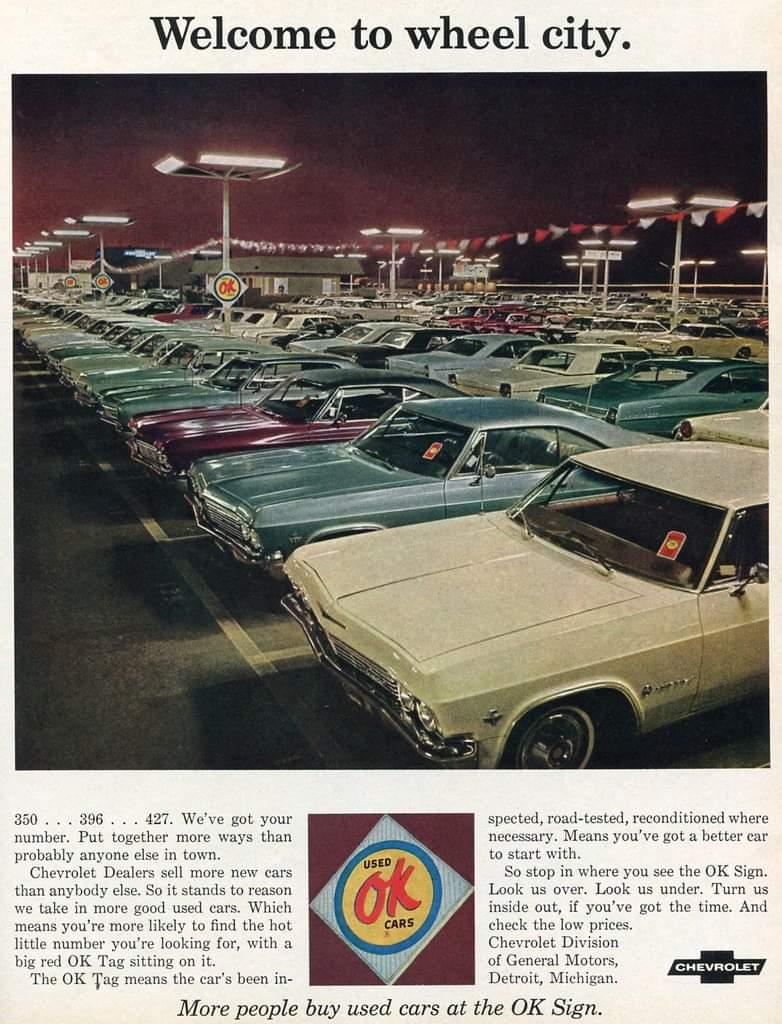 Old School Car Dealership https://t.co/i478MJe1Bj