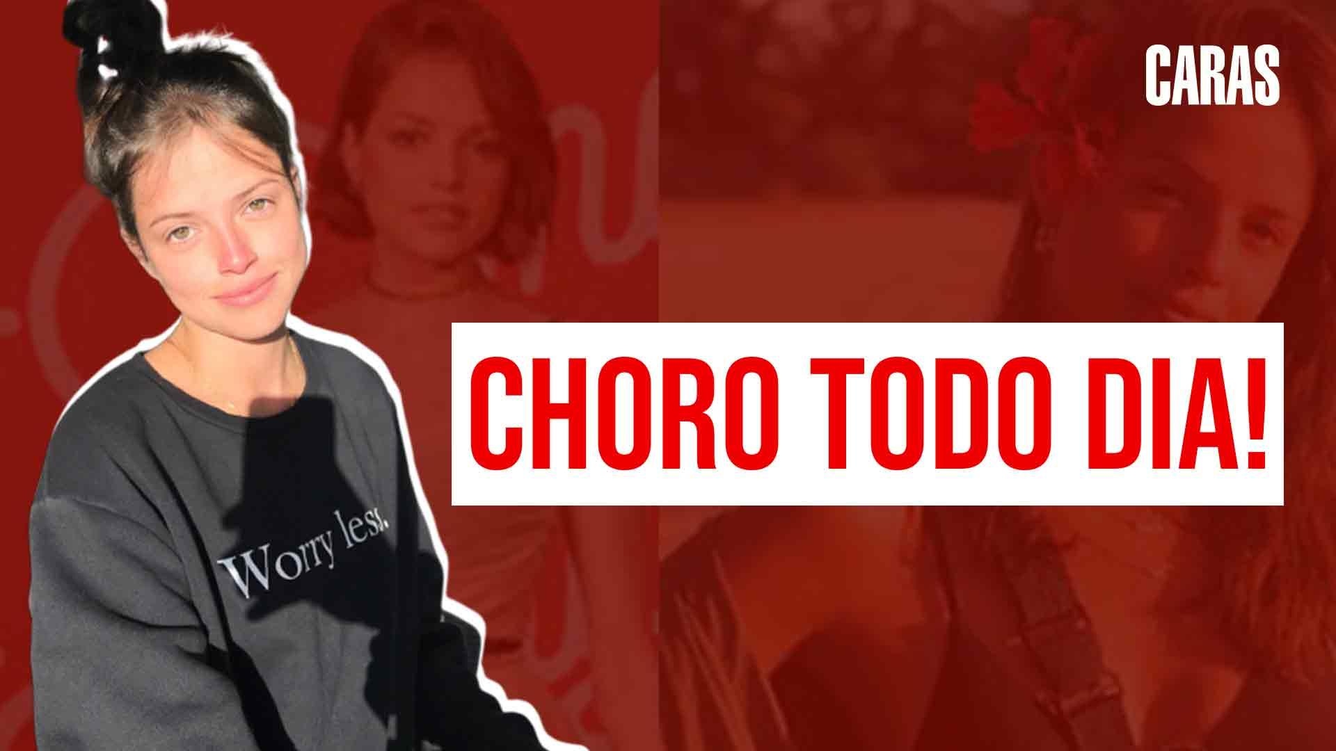 #AgathaMoreira, durante o #EncontroComFátimaBernardes, abriu o jogo sobre sua personagem em #ADonaDoPedaço, #Josiane, e não conseguiu segurar a emoção. https://t.co/dKxHMKU78t
