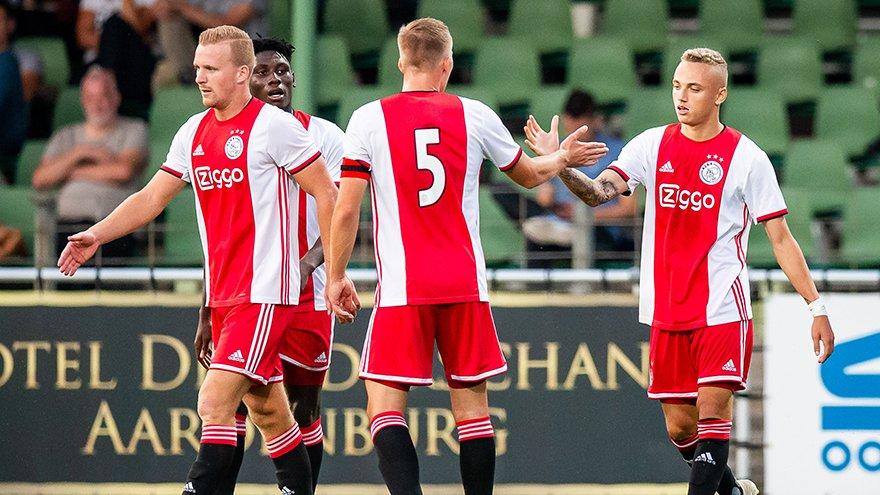 test Twitter Media - 90+3. Afgelopen! #JongAjax wint met 2-5 in Dordrecht! 😍  #dorjaj https://t.co/xpByWZLCmm