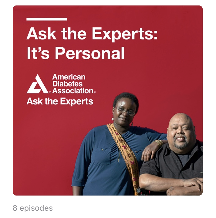 test Twitter Media - Do you have questions about diabetes? We've got answers. Listen in to Ask the Experts: It's Personal, a Q&A podcast series featuring real questions from people with #t2d and answers from #diabetes experts. Listen today: https://t.co/xmqF7VNzdW https://t.co/XbnGHx7MEk