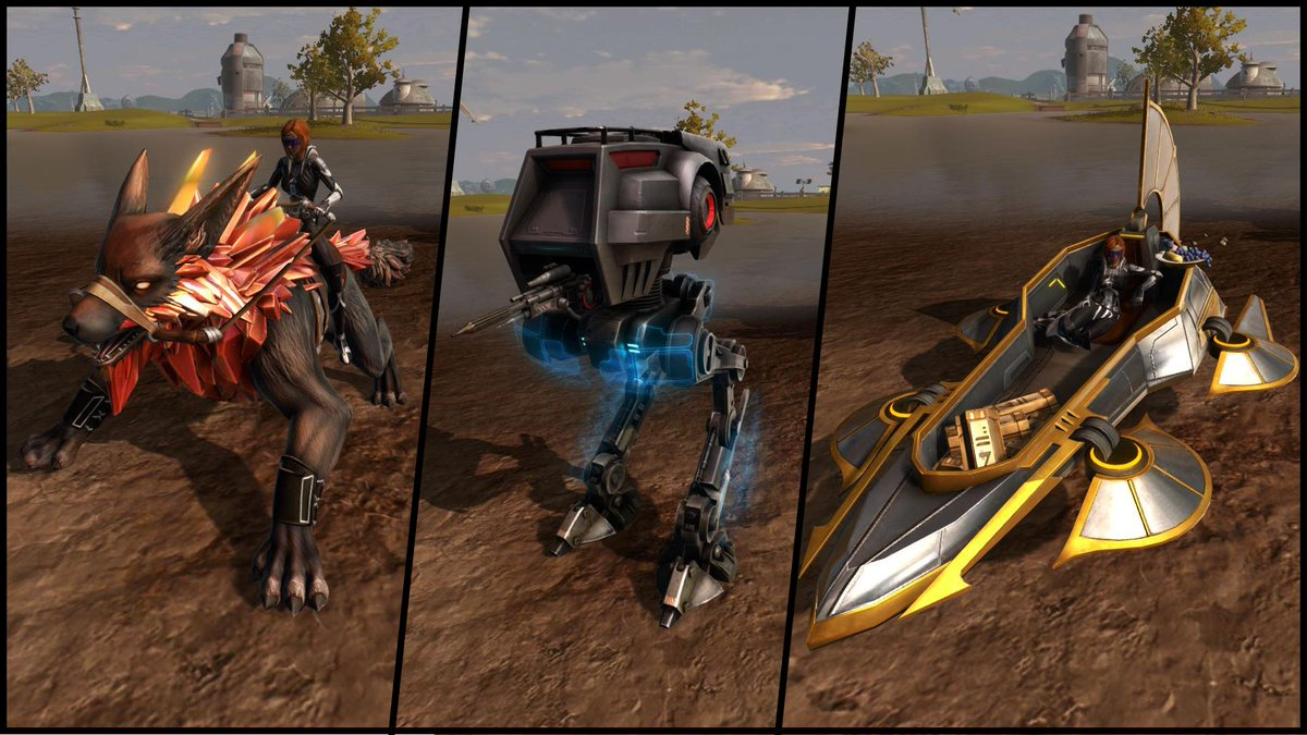 test Twitter Media - Infernal Vulptilla, Gambler's Skiff, and Obsidian Squad Recon Walker are three of the Mounts that have come out this year so far. Which one is your personal favorite? https://t.co/PBrGr1UGTw