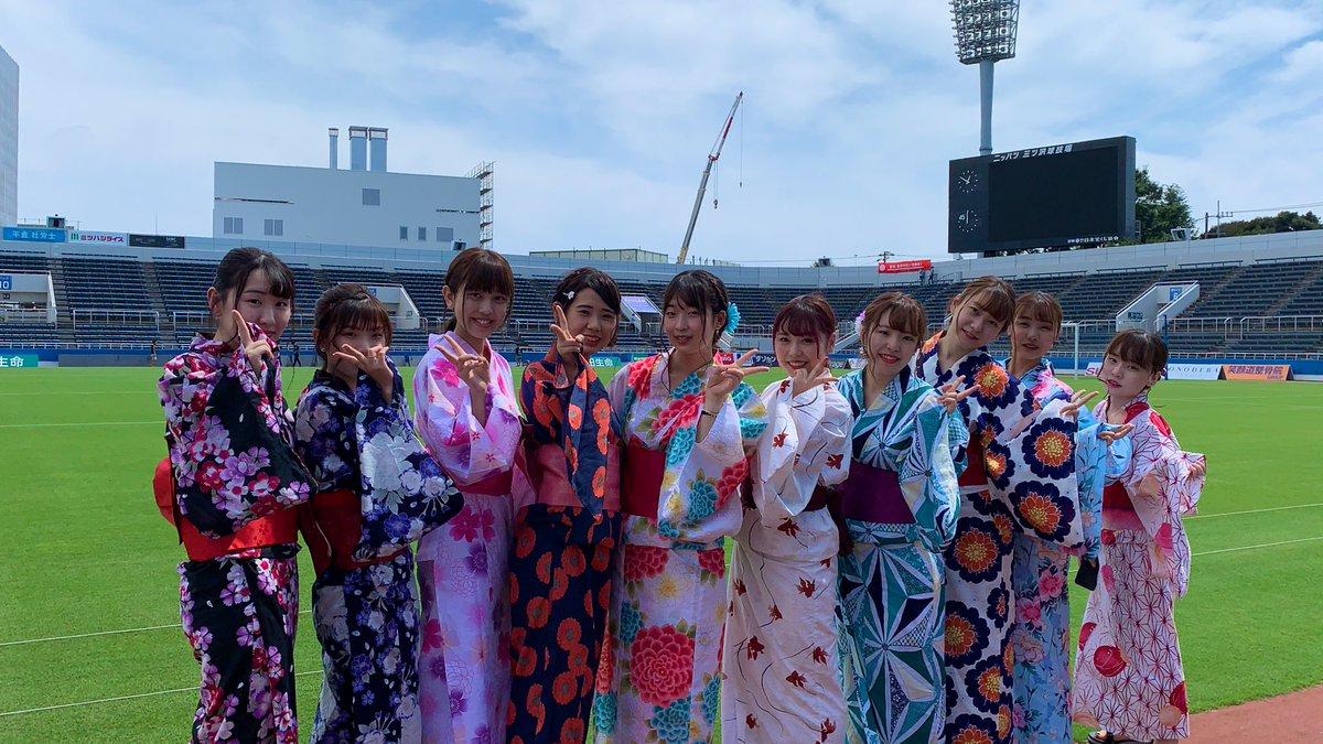 test ツイッターメディア - 鹿児島(かごっま)ユナイテッドFCサポーターのみなさん✨ ゆくさ横浜へいらっしゃいもした。 きゅはよか試合をしもんそ👏 スタジアムでは夏祭(まつい)の縁日を開催していますので楽しんでたもし!浴衣(ゆあ)がいでお取持(といも)っしもす✨ #yokohamafc #横浜FC #鹿児島ユナイテッドFC  @kagoshimaufc https://t.co/CTzDfLWbrI