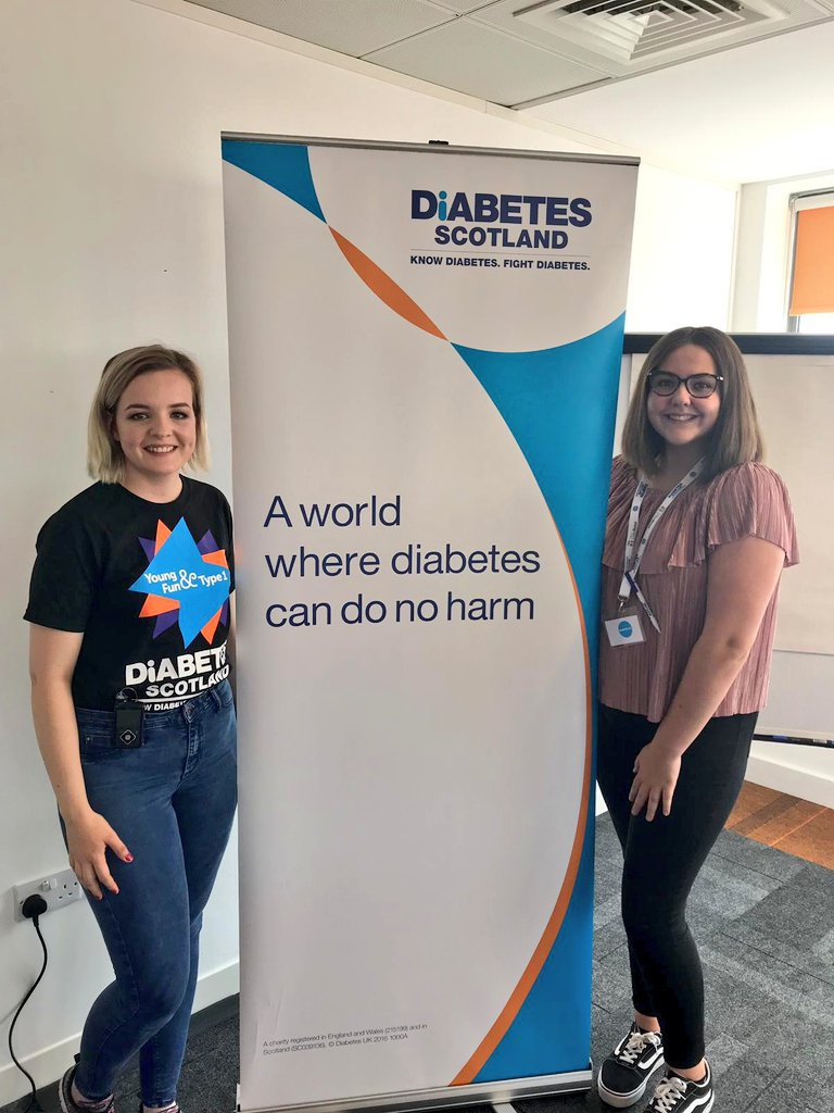 test Twitter Media - #YFT1 Great meeting you @faulkner_alyssa 😊 @YoungFunType1 @DiabetesScot #diabetes #type1 #STUFF https://t.co/qPnRScQTWW