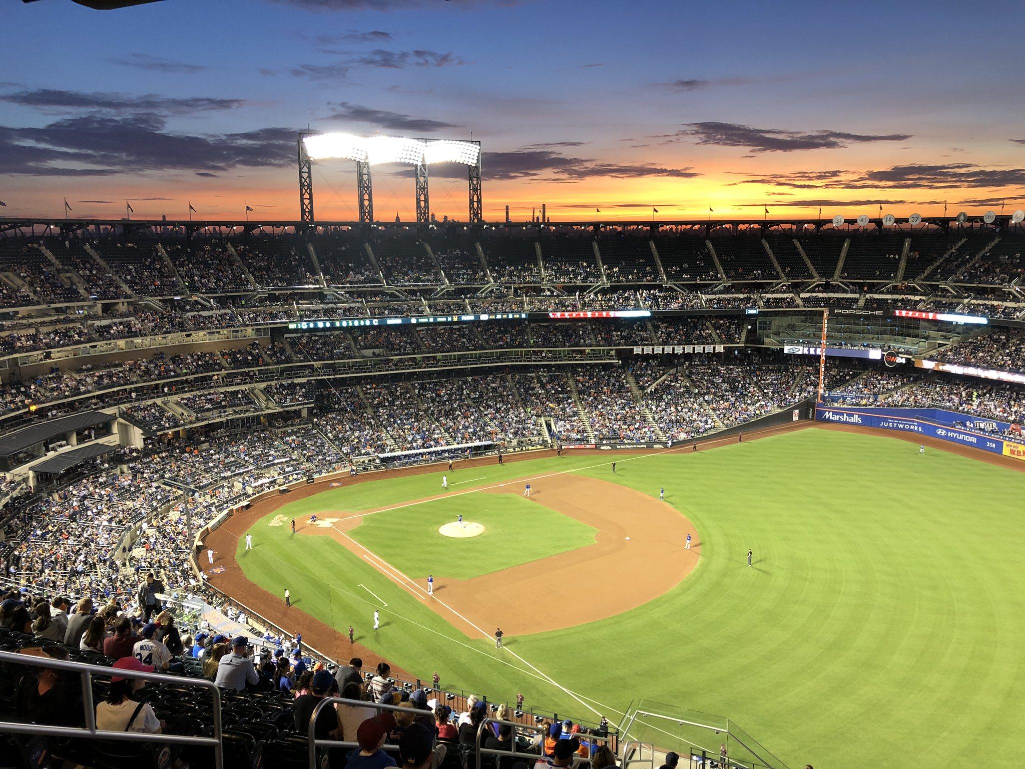 😍😍😍   #MLBNShowcase   @CitiField https://t.co/5yYsXxjWS3