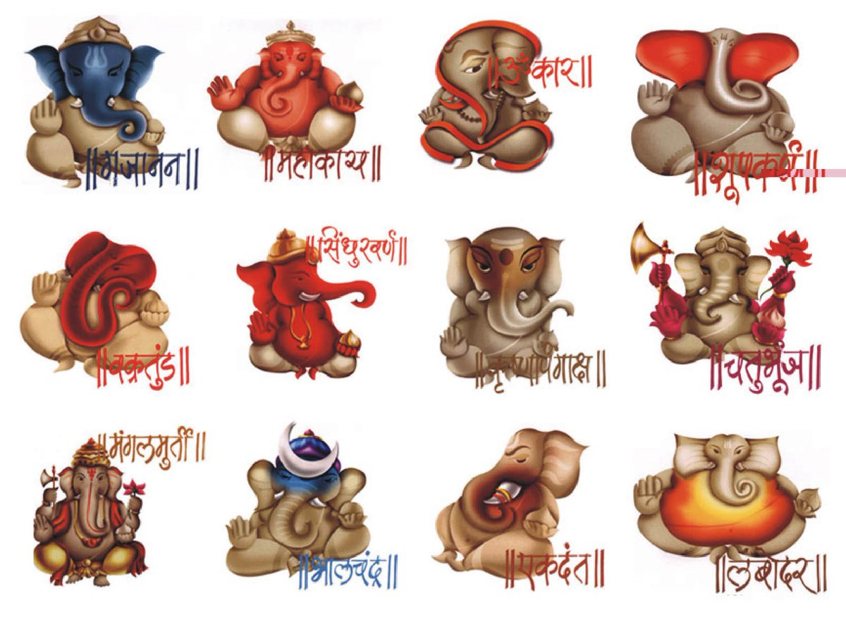 Happy Ganesh Chaturthi 🙏🏻  #GanpatiBappaMorya 🙏🏻🙏🏻🙏🏻 https://t.co/qJNGF54pJ4