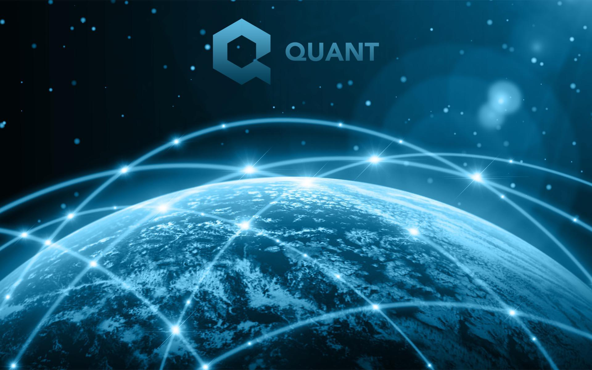"""✅ """"Hundreds of European banks and financial institutions have already signed up for #Overledger and can connect their #networks and #blockchain with no additional infrastructure in a matter of minutes""""  We are at the beginning of an incredible movement in history 🚀  $QNT #DLT https://t.co/AT6ps8hoR1"""