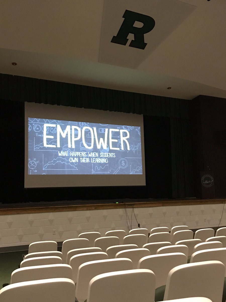 "test Twitter Media - It's not often that you truly get excited about the ""Opening Day"" as a teacher but @ajjuliani LAUNCHed Hazlet teachers into the new school year.  Many thanks to all who made this happen, @CMcCoid @SchwarzHeather I for one feel EMPOWERed to start this new year !   @HazletProud https://t.co/pbFIqbhuou"