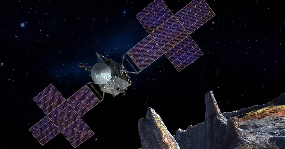 Mission to rare metal asteroid could spark space mining boom
