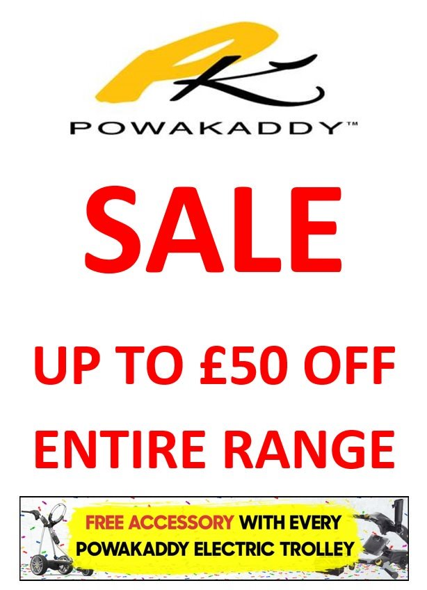 test Twitter Media - @CottrellParkLtd has LOADS of end of season #offers!  FREE @PowaKaddy_Golf accessory (worth £29.99) when you buy any electric #trolley  FREE @UnderArmour #gift when you purchase a pair of UA shoes. From £89.99  Plus 25% OFF all our golf bags!!! Including @Titleist & @benrossgolf https://t.co/Wl81OBIlMg
