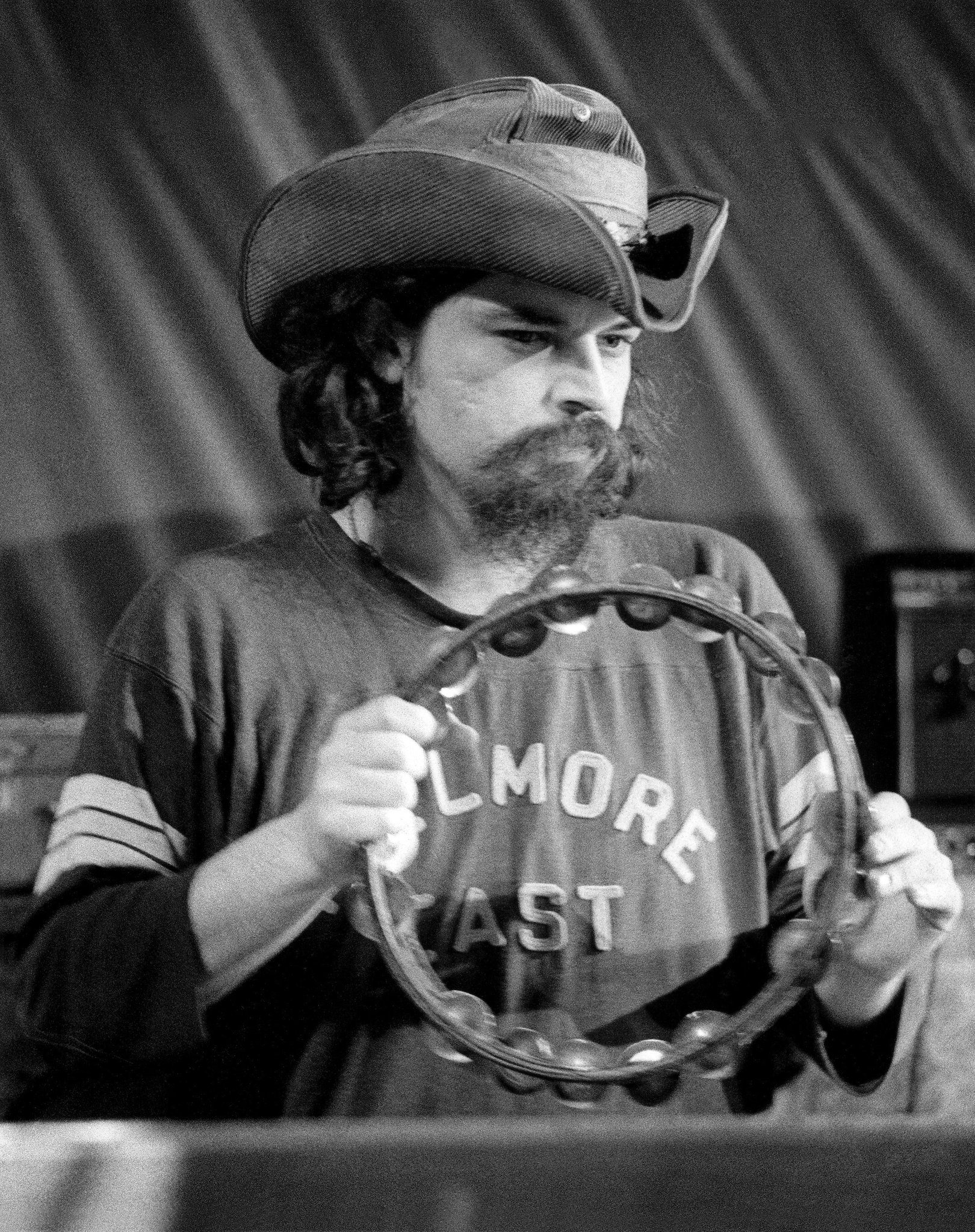 """Pigpen was kinda like the persona of the Grateful Dead."" - John Perry Barlow Happy Birthday Pigpen! https://t.co/F6PQTKDlKI"