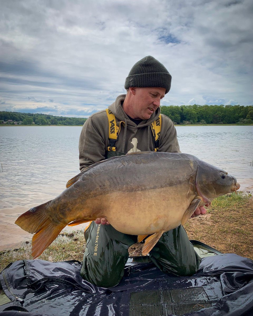 Well done to Stephane Gentile 💪🏻🎣   @TheCARPbible <b>👈🏻</b>  #Carp #CarpFishing #Fish