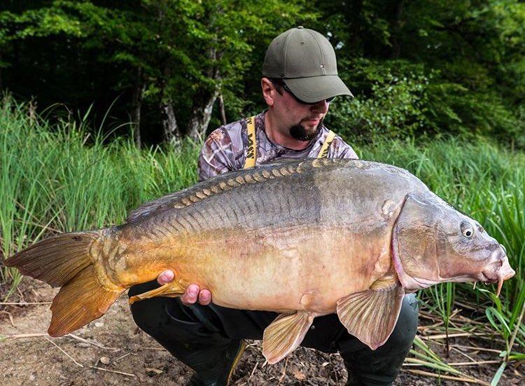 Another <b>Stunner</b> from Victor 💪🏻🎣 @TheCARPbible   #Carp #CarpFishing #Fishing https://