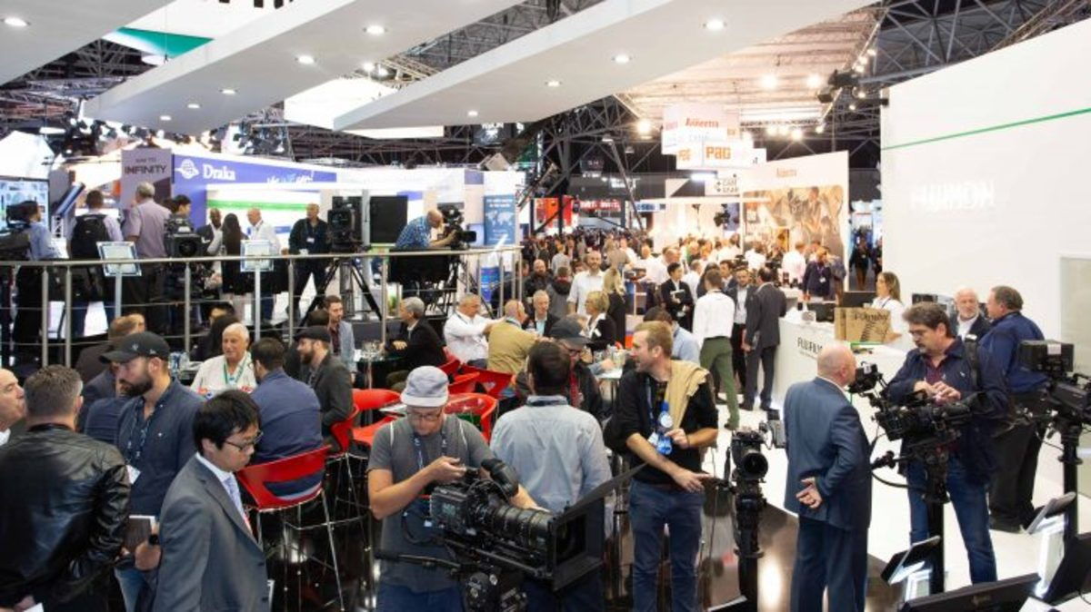 test Twitter Media - RT @fairmilewest: IBC Reports Slight Rise in Attendees for 2019 https://t.co/BdGwuTAyJF https://t.co/cXSXsAJ45E