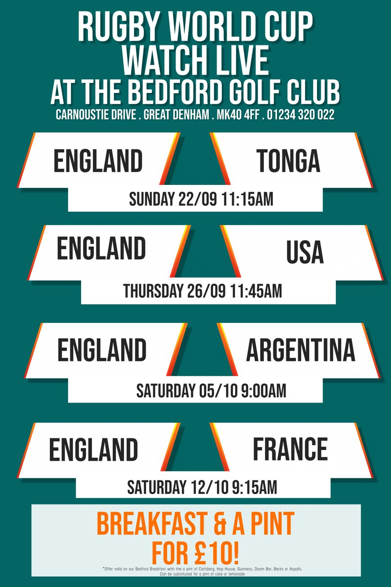 test Twitter Media - Join us to watch the Rugby World Cup live in the clubhouse!  All welcome, no need to be a member! https://t.co/93t6TbKRZL