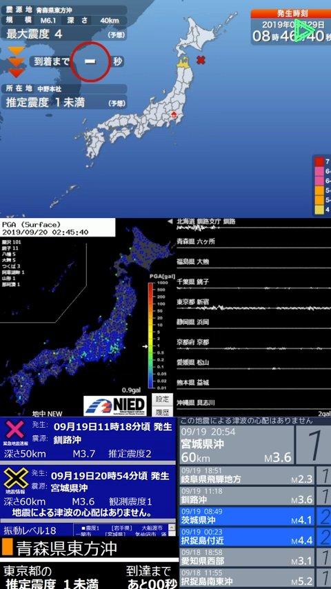 test ツイッターメディア - 日本全国緊急地震速報ライブへ 「日本全国緊急地震速報ライブへライブ」 https://t.co/joph8a3Igj #LINELIVE で配信中 https://t.co/NBTWGZUYeC