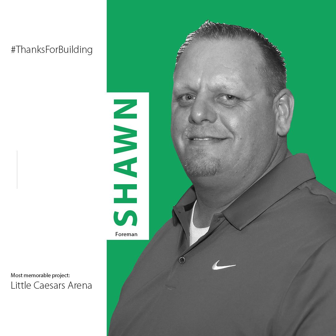 "test Twitter Media - Meet Shawn Maday! Shawn's most memorable project is the Little Caesars Arena. ""The Little Caesars Arena is the largest and most successful project that I have worked on.""   #ThanksForBuilding #ConstructionAppreciationWeek #BuildingAmerica #BuildingDetroit https://t.co/YMKqjefRfE"