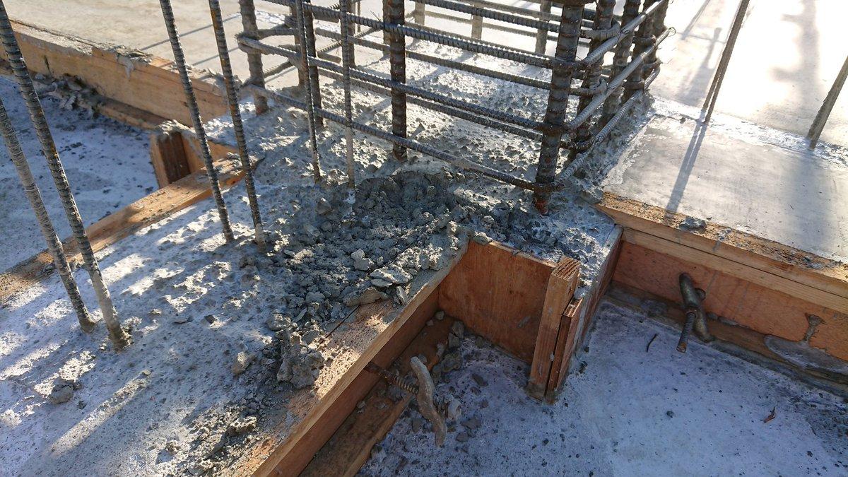 ベテラン型枠大工 ワイ文弱写真 完成形 イラつきセコカン コンクリートに関連した画像-03