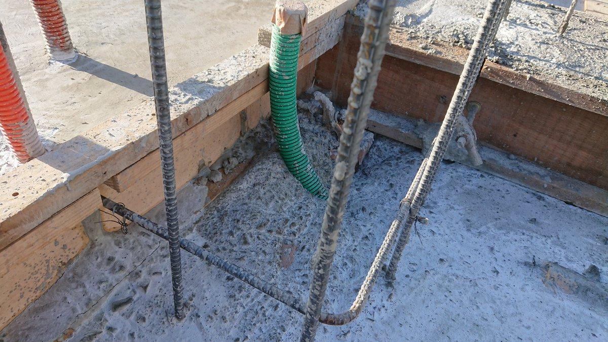 ベテラン型枠大工 ワイ文弱写真 完成形 イラつきセコカン コンクリートに関連した画像-04