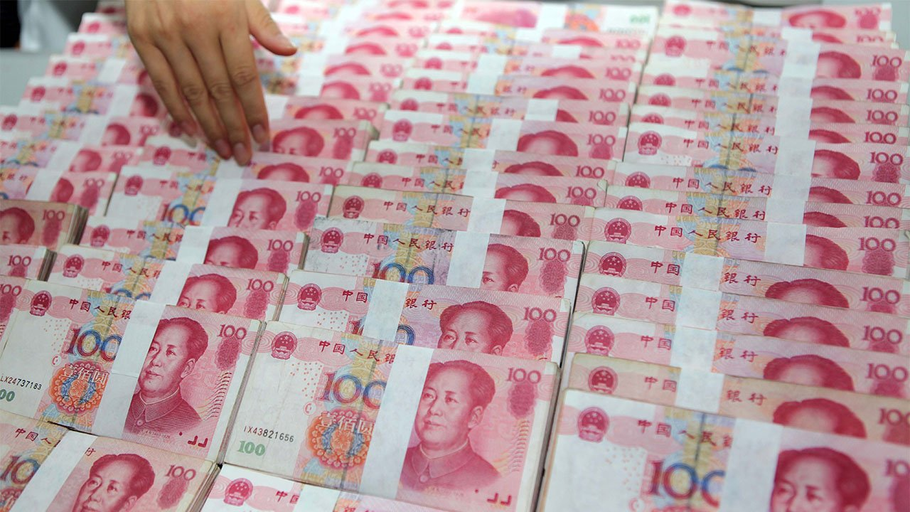 China's central bank pumped 120 billion yuan ($17 billion) into the financial system Friday, which aims to maintain stable liquidity near the end of the third quarter, the bank's statement said. https://t.co/si1vK4zOXc