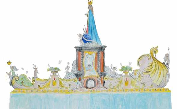 test Twitter Media - Presentato il progetto del carro per l'#Immacolata  #BasilicaSantaCrose #Carro2019 #TorreDelGreco #Attualità #PrimoPiano #Territorio - https://t.co/CoLaAfU83o https://t.co/b6PvR8EGGi
