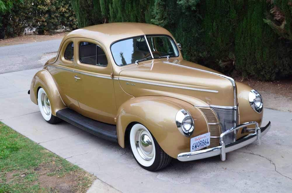 1940 Ford Custom Coupe https://t.co/Kn1XadD0Tp