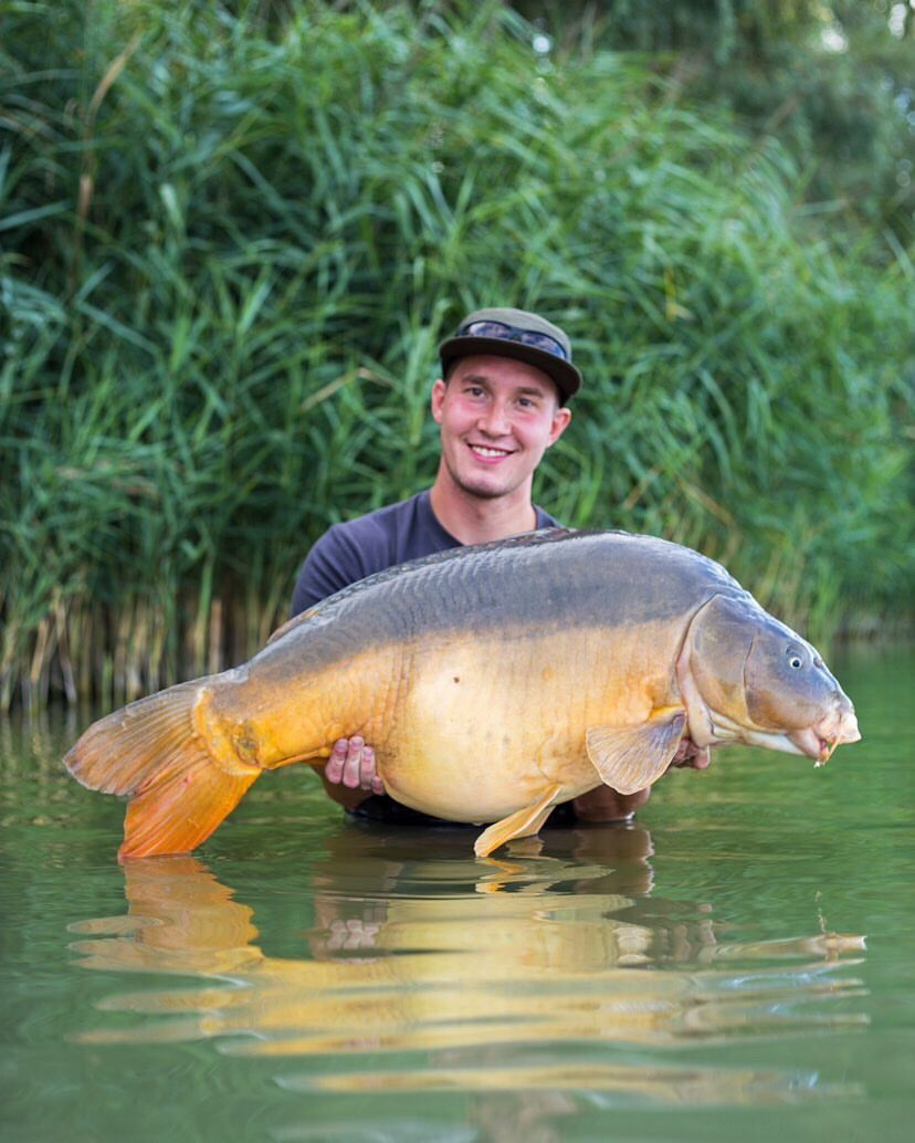 Niceone Thibaut Cotelle 💪🏻🎣  @TheCARPbible   #Carp #CarpFishing #Fishing #Carpy https://t.c