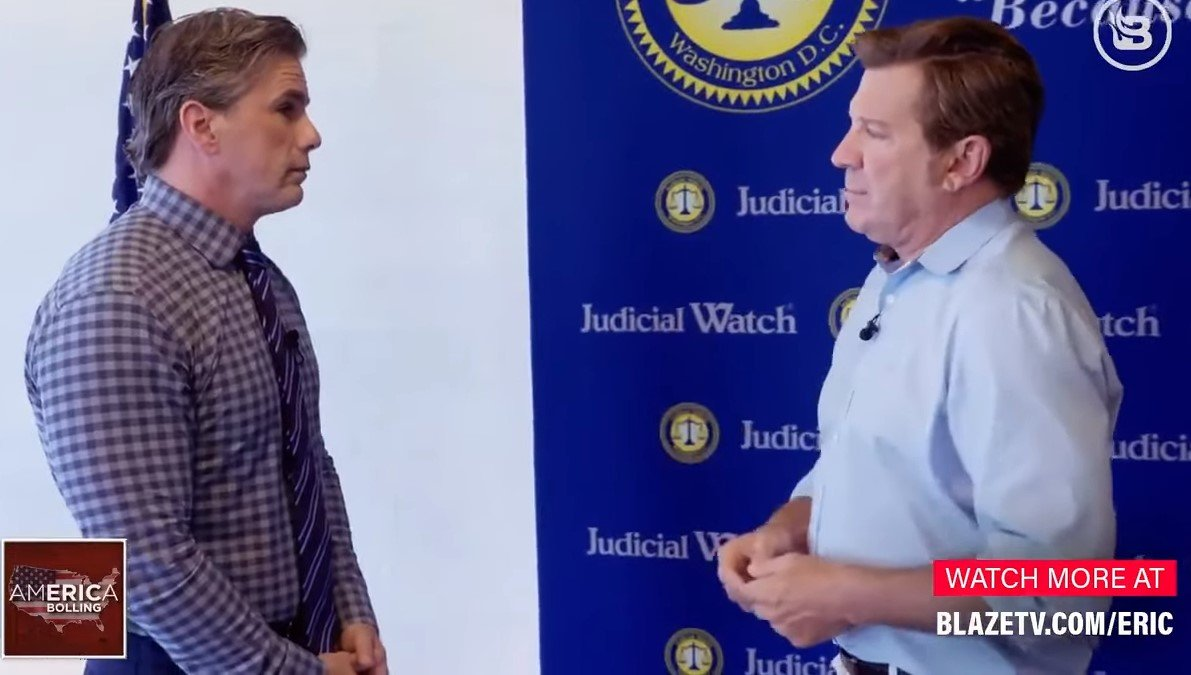 What is Biden hiding in Delaware?  @JudicialWatch sues to find out. Great interview with @EricBolling!