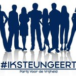 RT @EELKO_ELS: Steun jij Geert Wilders? 🇳🇱💪 Plaats dan dit onder deze foto: #iksteungeert   @PVVGld @geertwilderspvv https://t.co/DS4XnrABvx